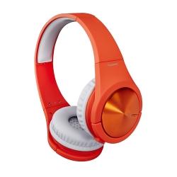 Pıoneer - Pioneer SE-MX7-M Turuncu Kulak Üstü Kulaklık