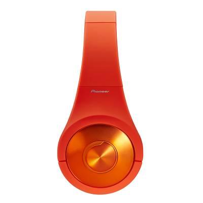 Pioneer SE-MX7-M Turuncu Kulak Üstü Kulaklık