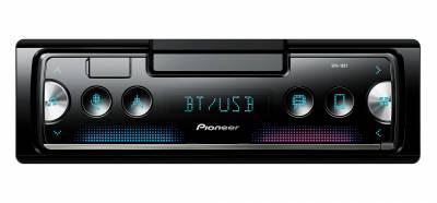 Pioneer SPH-10BT Bluetooth USB li Oto Teyp