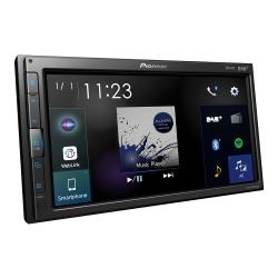 """Pıoneer - Pioneer SPH-EVO62DAB-UNI 6.8"""" Bluetooth lu Teyp (1)"""